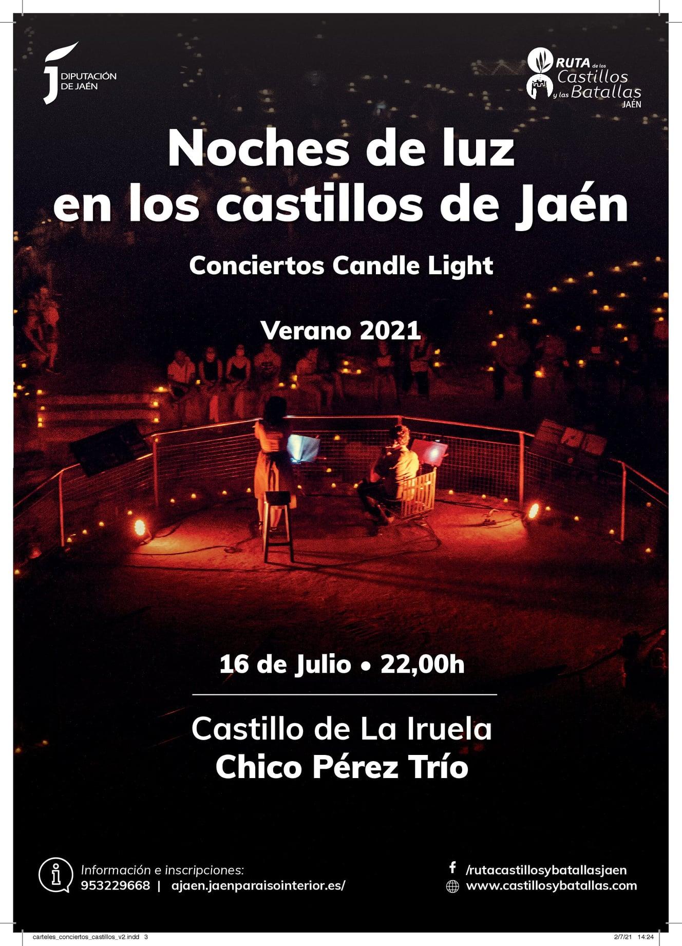 Conciertos Candle Light La Iruela