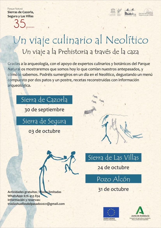 Actividades Gratuitas 35 Aniversario Parque Natural.